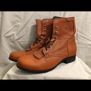 Ariat Riding laced boots